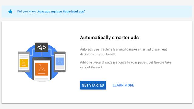 Auto Ads AdSense