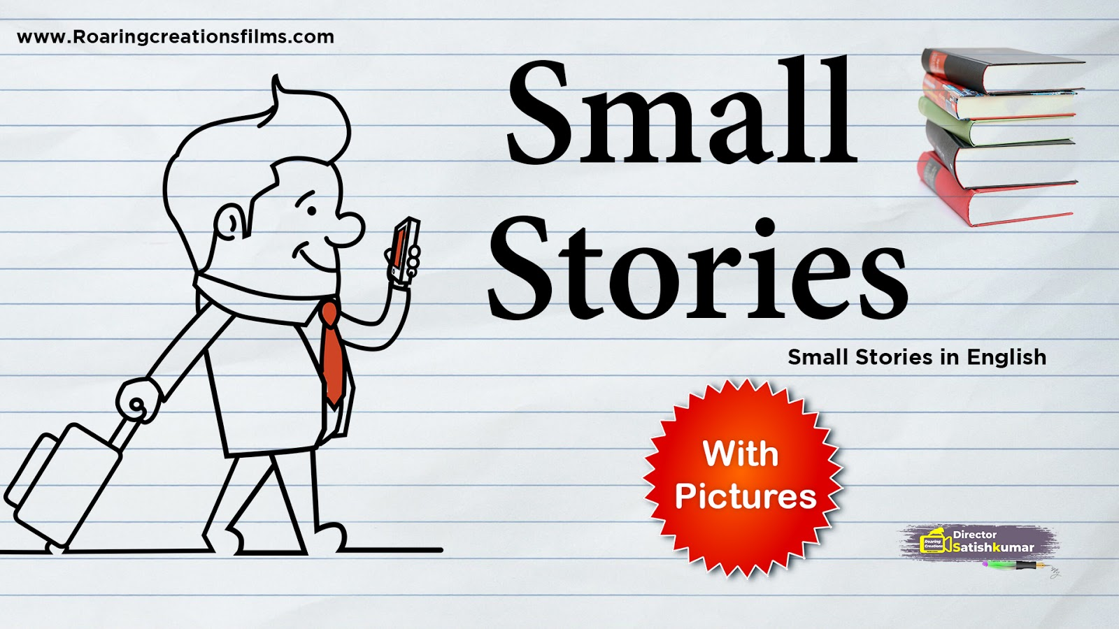 Small Stories in English - Small Stories