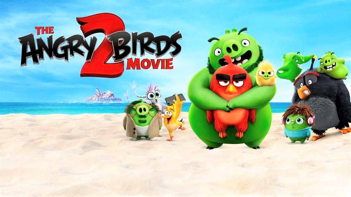 The Angry Birds Movie 2 2019 Dubbed In Hindi Full Movie Free Online Watch  Download