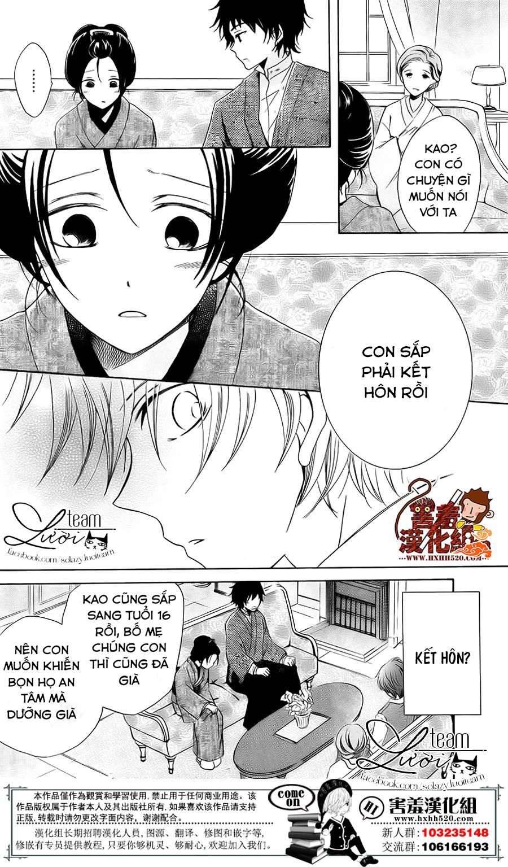 Haikei Mayumi-sama chap 3 - Trang 11