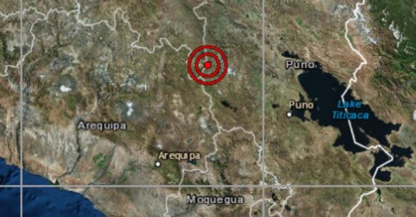 TEMBLOR EN PUNO: Se eleva a 19 el número de familias afectadas por sismo en el sur del país