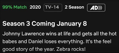 Cobra Kai Season III