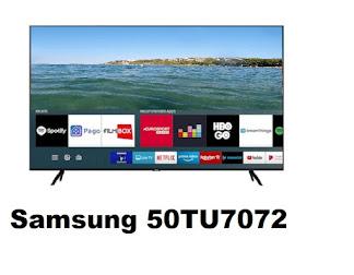 Samsung 50TU7072 TV