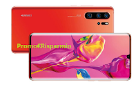 Logo Fashionflair Huawei: vinci gratis 1 Smartphone Huawei P30 e 2 Pacchetti Luxury Experience