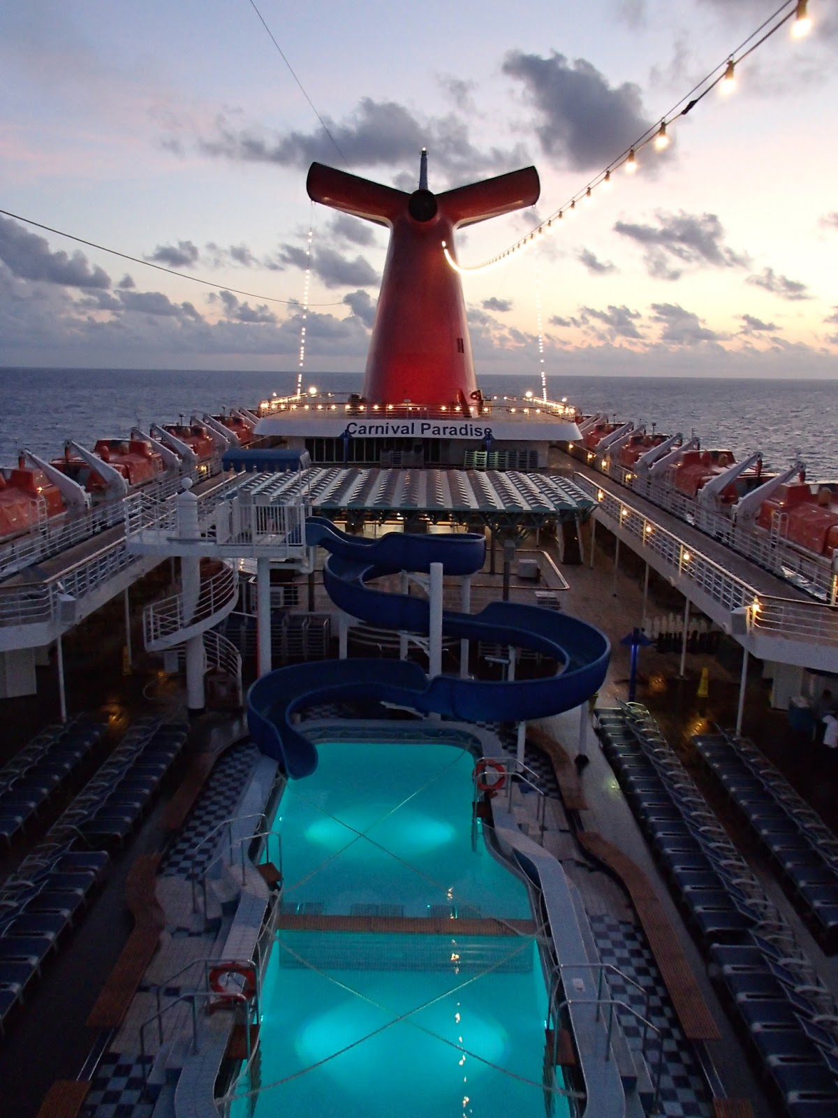 Sweet Escapes Fun On The Fun Ship Paradise