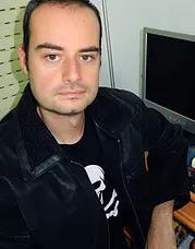 Cristian Blanco, autor de La llamada de la luna - Cine de Escritor