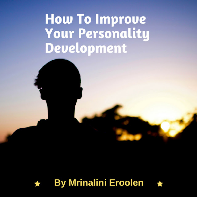 Improve Your Personality Development