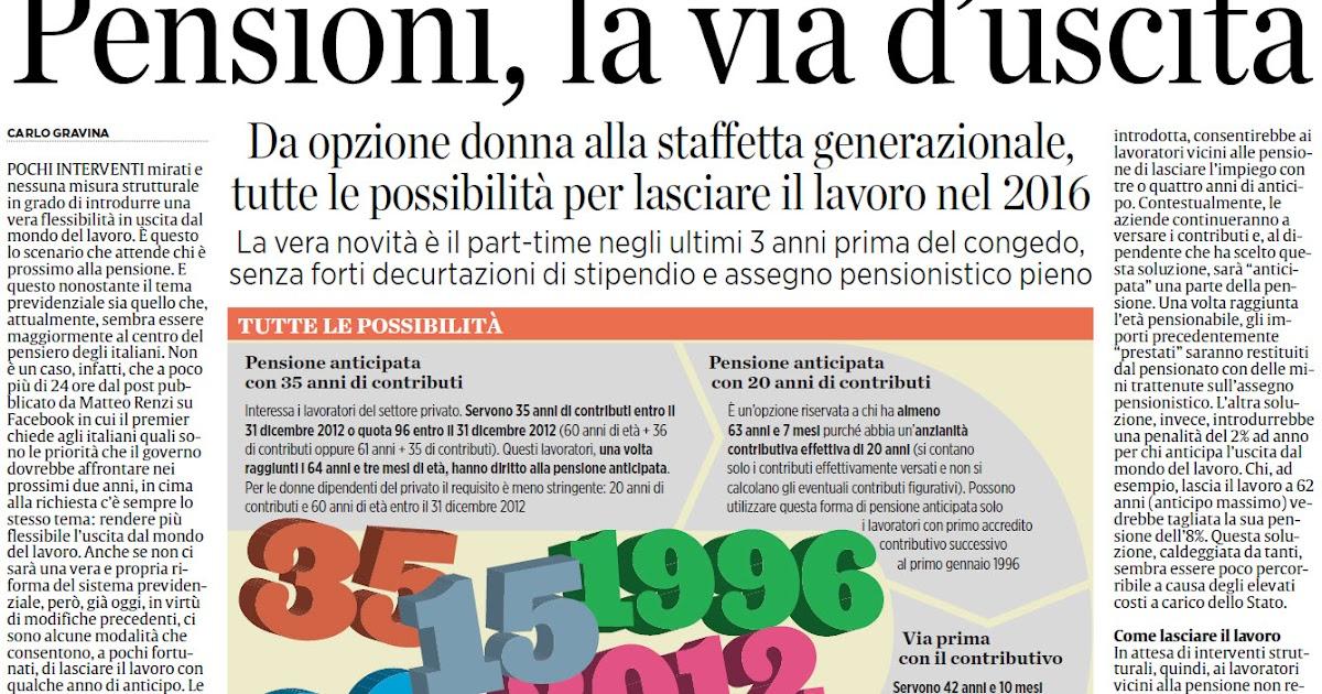 Alassiofutura italia le regole pensioni la via d for Diretta da montecitorio