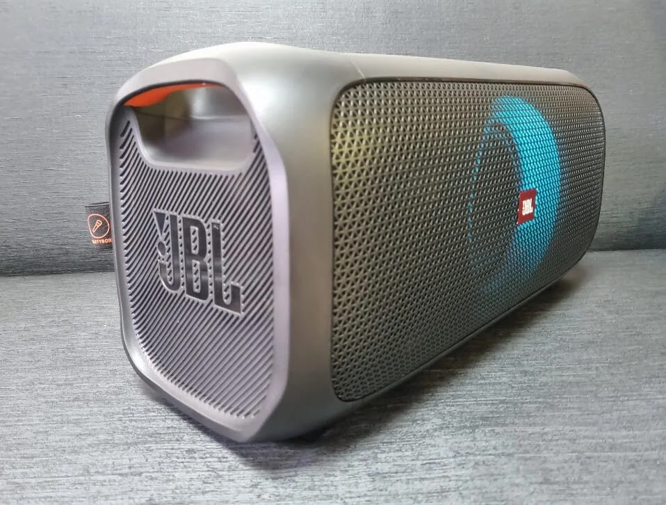 JBL PartyBox On-the-Go Review; Hear That Bass Boom