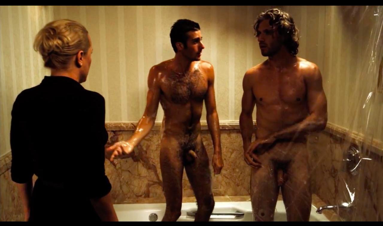 Nude hollywood men