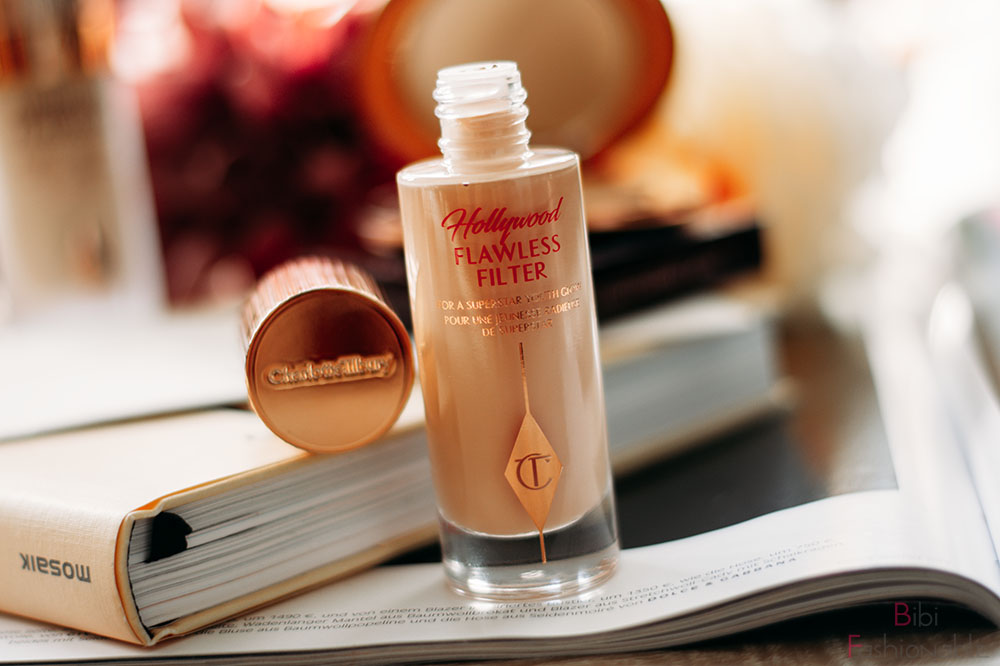 Charlotte Tilbury Hollywood Flawless Filter offen