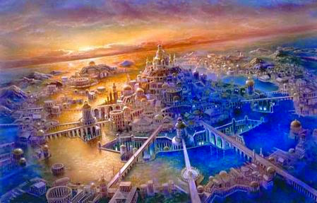 Ilmuwan Ragu Atlantis Ada di Indonesia