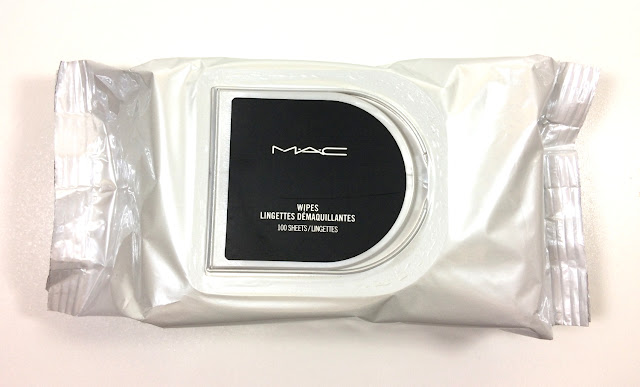 MAC COSMETICS Cleansing Wipes Lingettes Démaquillantes Larges