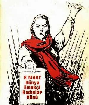Gündüz Akgül: 8 Mart Dünya Kadınlar Günü