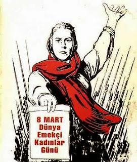 8 Mart Dünya Kadınlar Günü - Gündüz Akgül