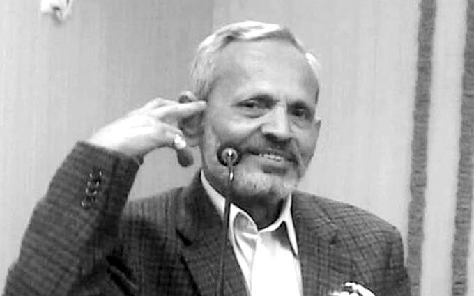 स्मृति शेष: रामलोचन ठाकुर केलनि महाप्रस्थान