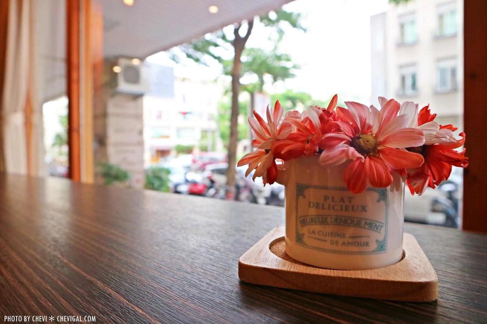 IMG 9564 - 台中烏日│FiMi 小後山廚房。新鮮手作法式甜點。森林清新風格好放鬆
