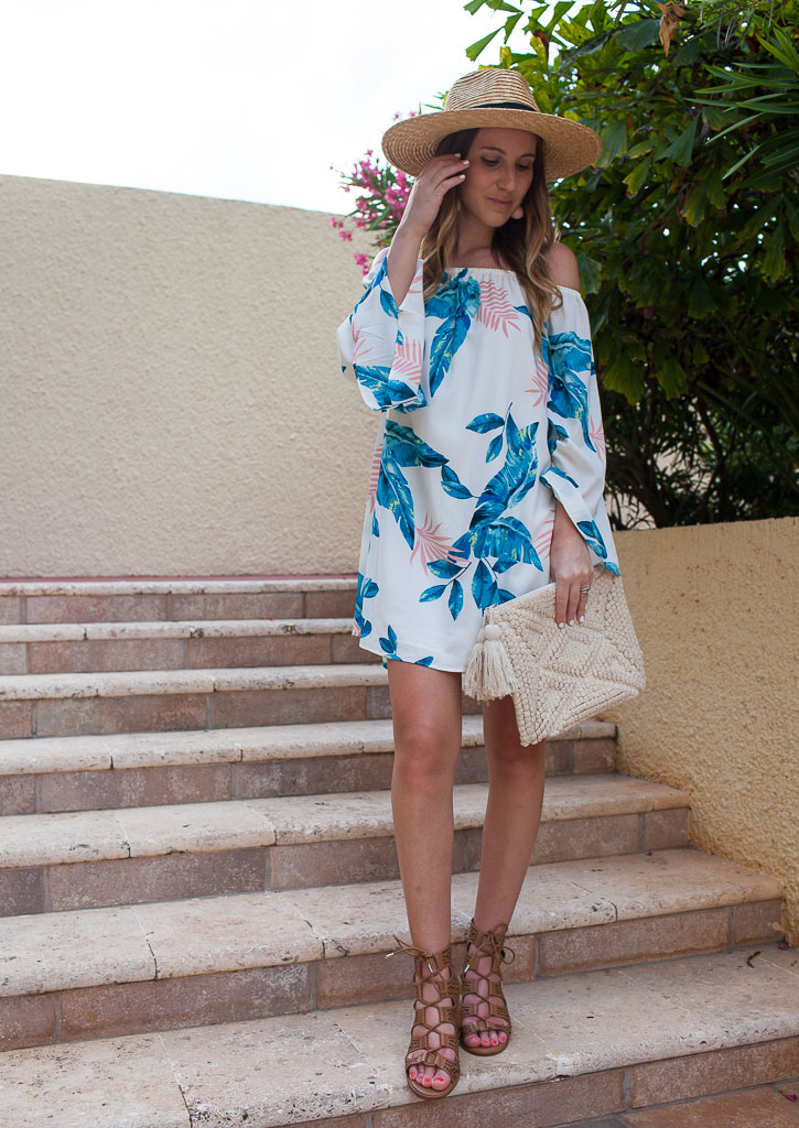 Tropical Vacation Dresses