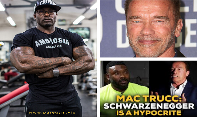 A Sharp Debate Between Mac Trucc and Arnold Schwarzenegger over Muscle-building Medication Testing