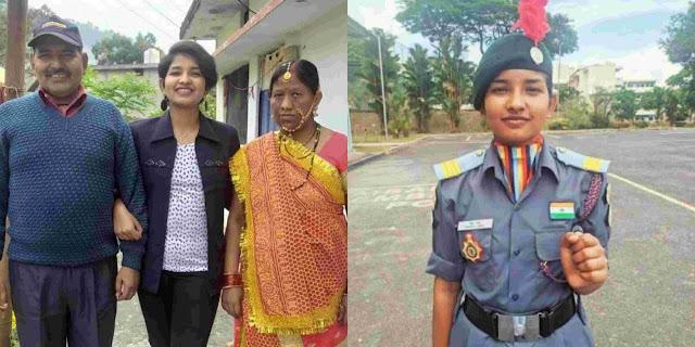 उत्तराखंड: पिता फेक्ट्री कर्मी और बेटी मेघा नेगी कड़ी मेहनत से बनी वायुसेना में फ्लाइंग ऑफिसर