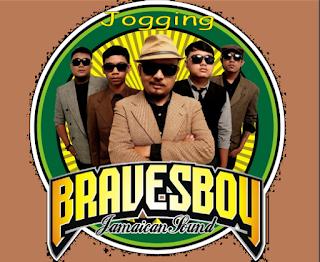 Lirik Lagu Bravesboy - Jogging