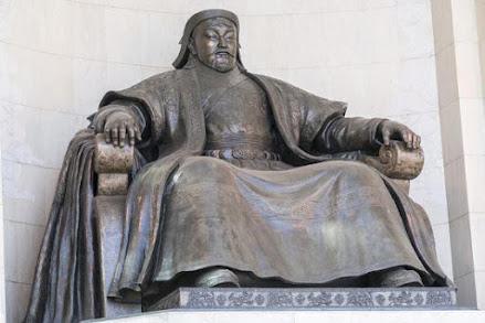 Genghis Khan Last instalment