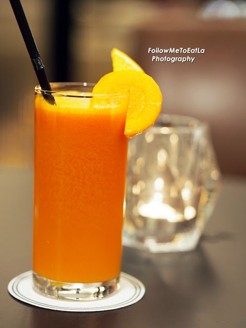 Orange & Carrot Freshly Pressed Juice