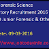 Delhi Forensic Science Laboratory Recruitment 2016 Apply for 150 Junior Forensic & Other Posts