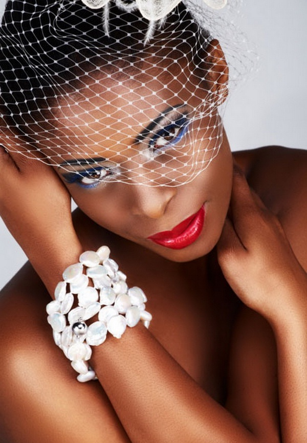 Bridal Hairstyles For Black Women Short Haircuts 2013