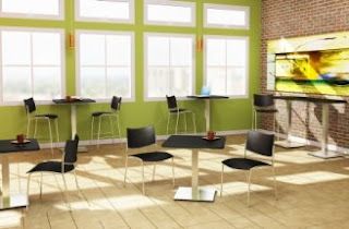 Bistro Tables for Waiting Room at OfficeAnything.com
