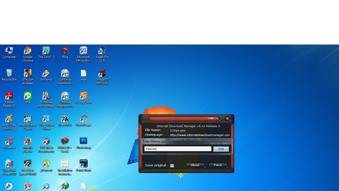 Cara Download Internet Download Manager (IDM) Full Version (Update)