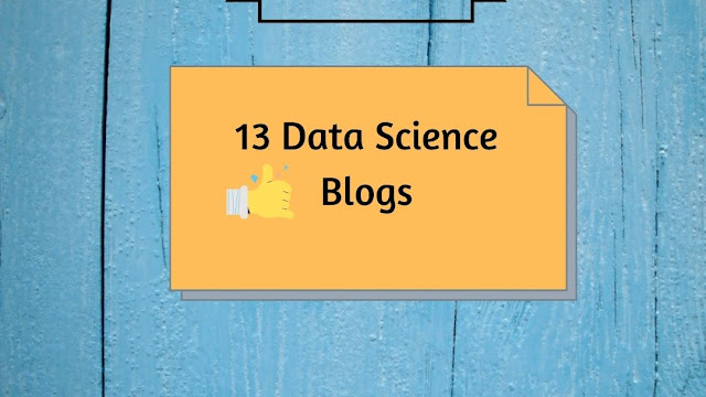 Here is the list of top data science blogs. You can improve your knowledge and the latest happening n this field.