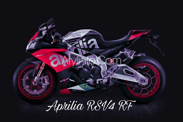 Gambar Aprilia RSV4 RF