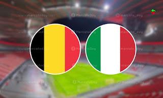 مشاهدة مباراة بلجيكا وايطاليا بث مباشر بتاريخ 02-07-2021 يورو 2020
