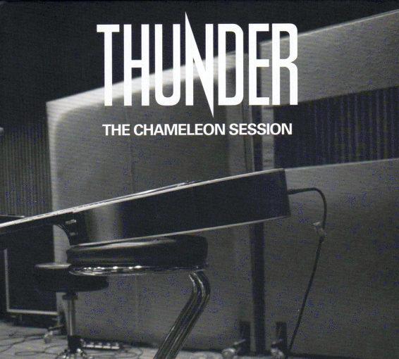 THUNDER - The Chameleon Session (2018) full