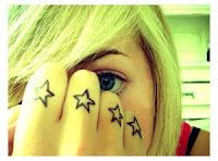 tatuaj degete