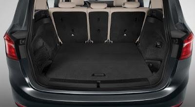 BMW Série 2 Gran Tourer avec 5 places sièges