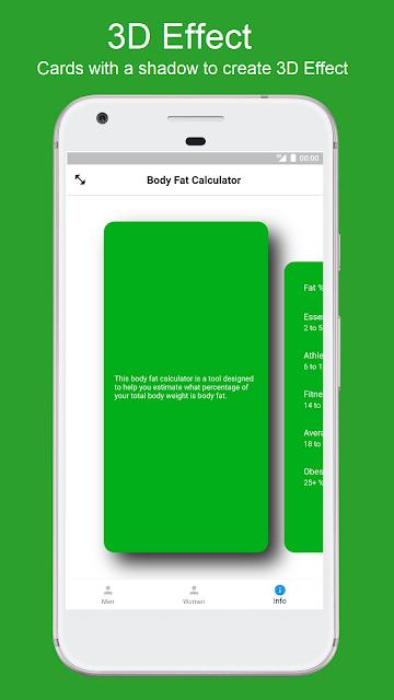 Android App Store Screenshot