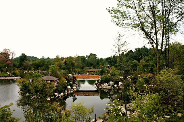 Serenity at the Japanese Garden at Meijer Gardens