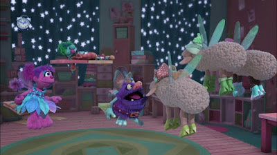 Sesame Street Abby's Flying Fairy School