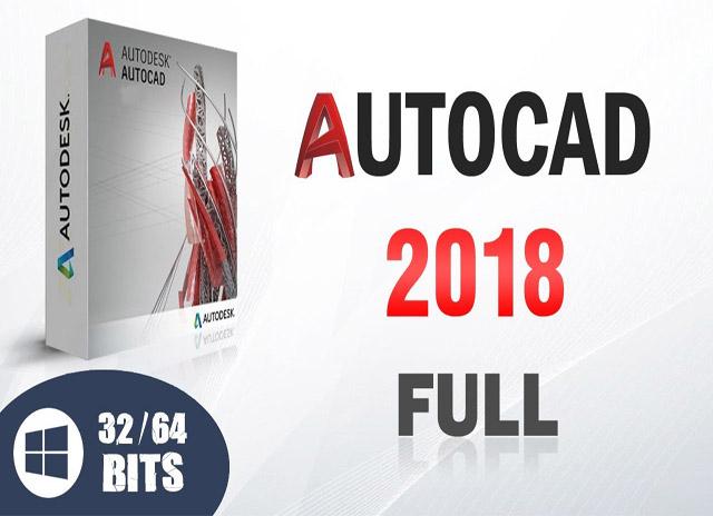 autodesk autocad 2018 full espanol -