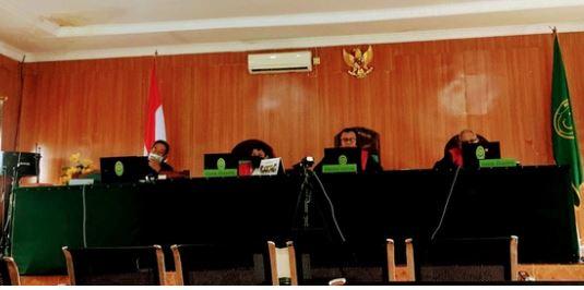 Pakai Dana Corona Untuk Judi dan Sewa PSK, Eks Kades ini Dipenjara 8 Tahun