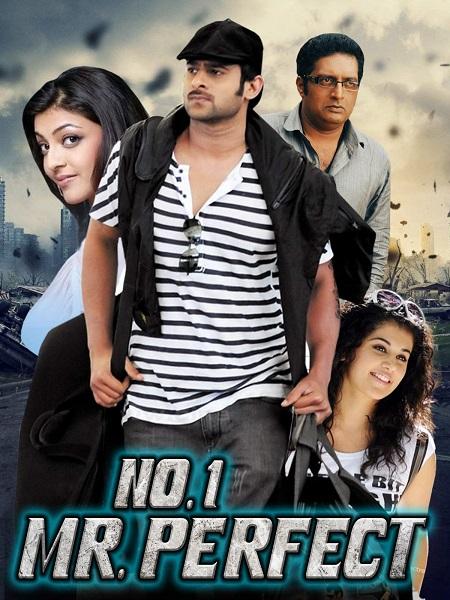 Mr. Perfect (2011) UNCUT 720p HEVC BluRay x265 Esubs [Dual Audio] [Hindi – Telugu] – 800 MB