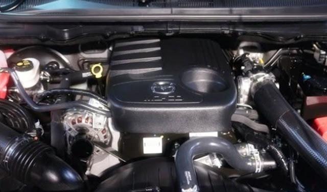 2018 Mazda BT 50 Redesign