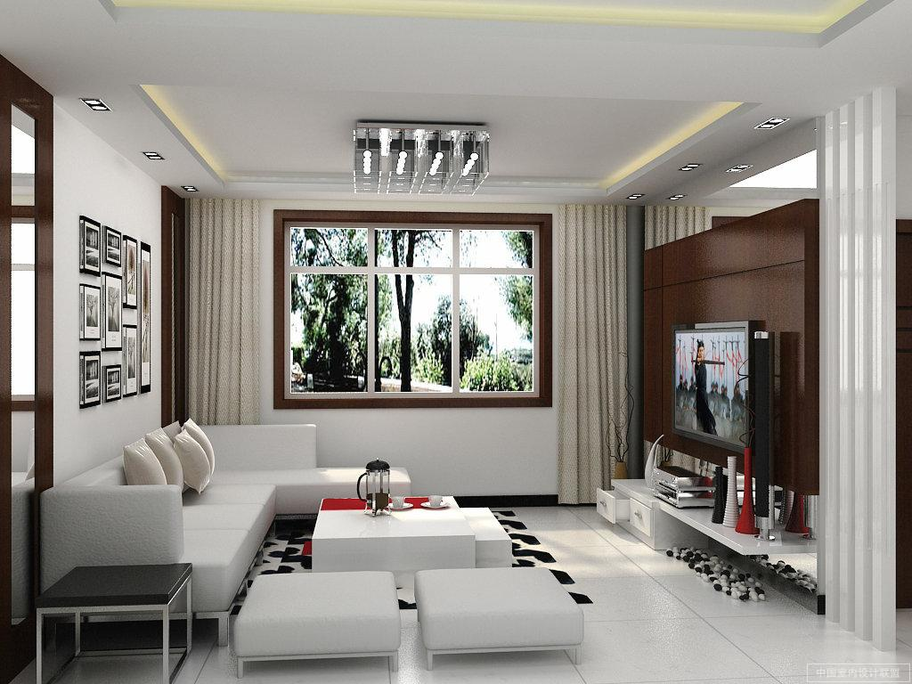Modern Living Room Decorations Modern Living Room Design With Theater