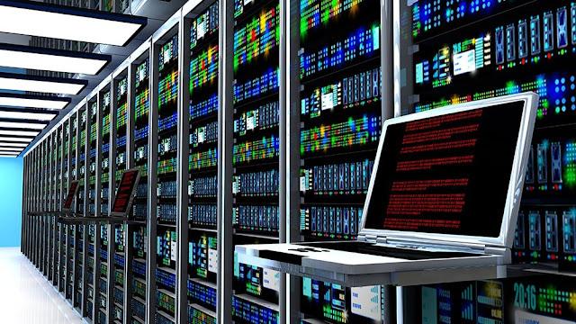 Apa Saja Komponen Data Center