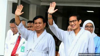 Kabar Berita Terbaru Hari Ini Kubu Prabowo Optimis Menang di MK dan Akan Ajak Kubu Jokowi Gabung, Netizen: Mau Ketawa Takut Dosa