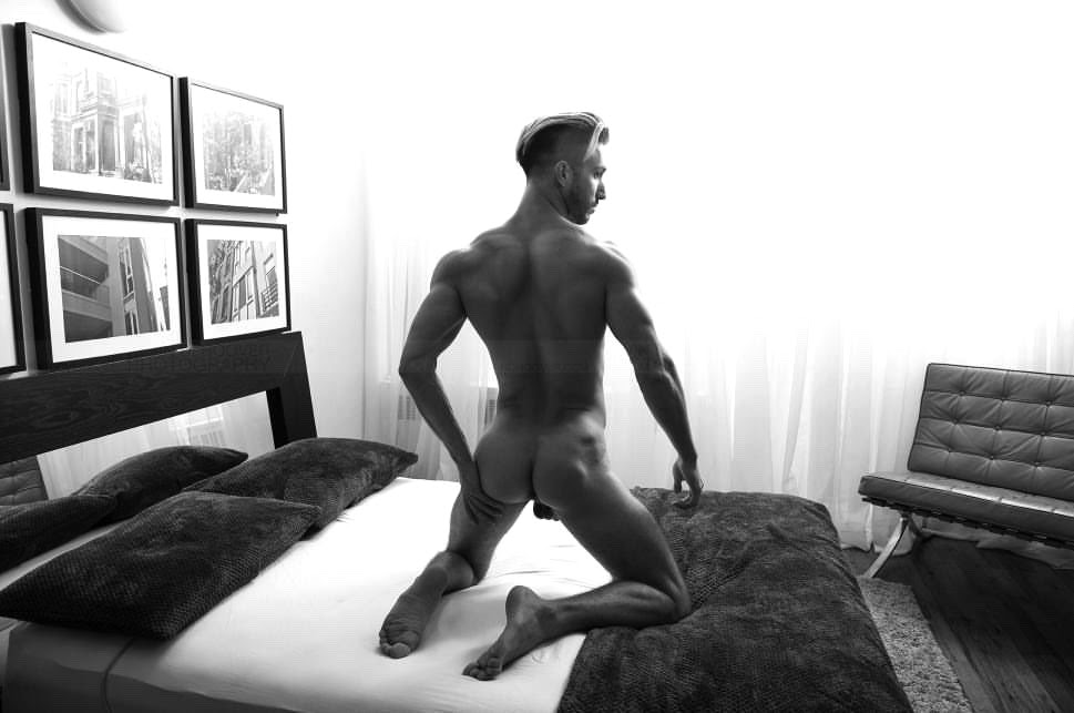 ReadY!, by Kevin D. Hoover ft Ian Frostok (NSFW).