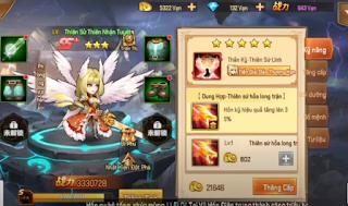 Tải game Tân Đấu La Việt hóa vừa Open S1 Free VIP15 + Hàng Vạn Kim Cương | Game Trung Quốc hay