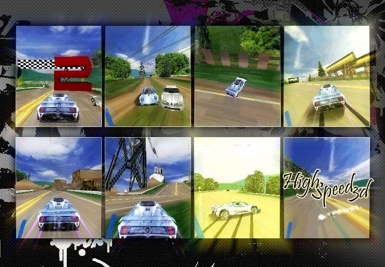 Nokia 3D 320x240 Java Games | Mobile Games Download